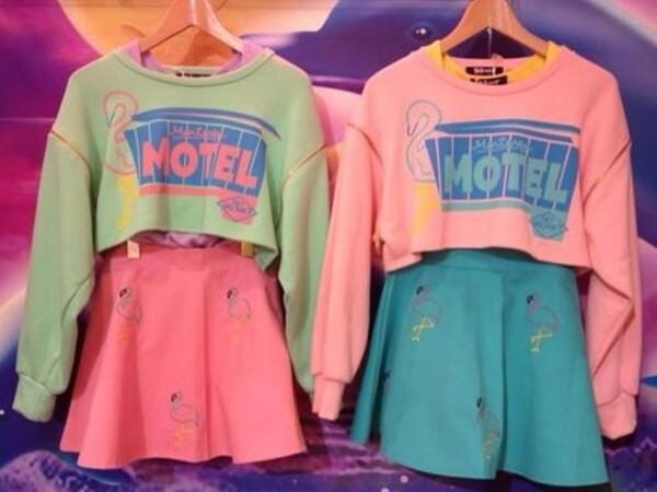 sweater pastel pastel goth kawaii cute