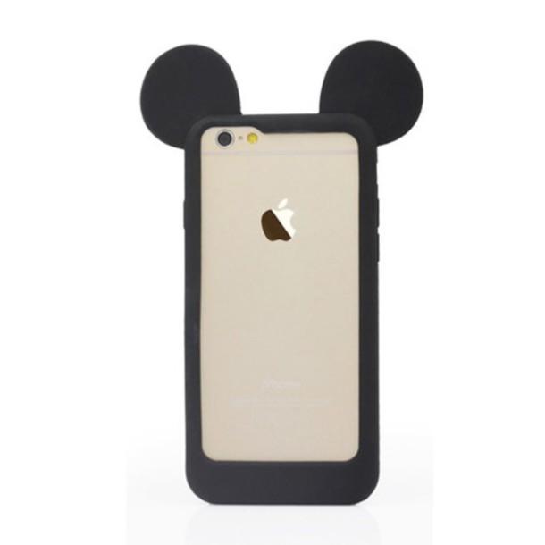 cheaper 7b23e c5875 Rubber Mickey Mouse Bumper