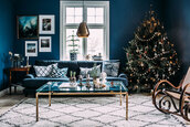 home accessory,rug,christmas,home decor,holiday home decor,christmas home decor,holiday season,table,living room,pillow,tumblr