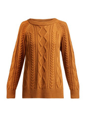 sweater,knit,brown