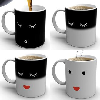home accessory magic cup cute mug breakfast