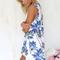 Panama palm dress | sabo skirt