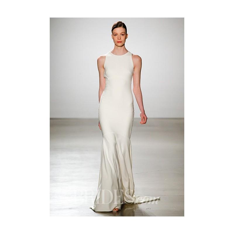Amsale - Spring 2017 - Stunning Cheap Wedding Dresses Prom Dresses On sale Various Bridal Dresses
