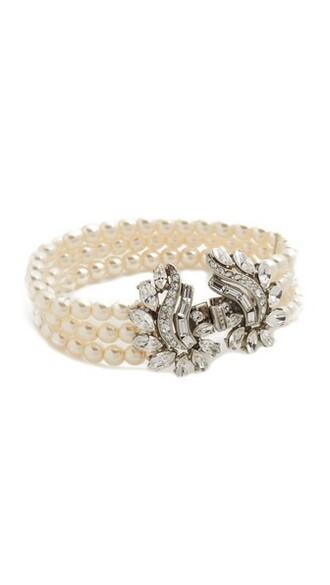 pearl silver jewels