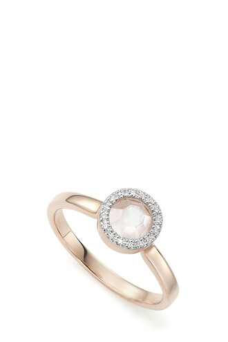 rose ring gold jewels