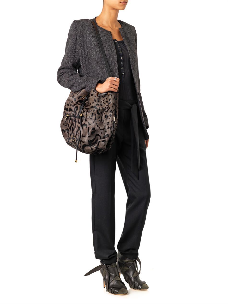 Flo herringbone wool jacket | Isabel Marant | MATCHESFASHION.COM