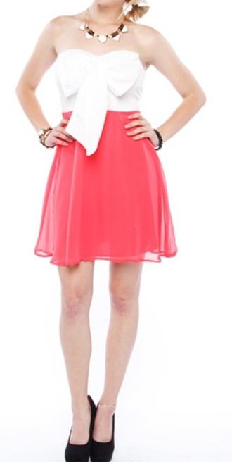 dress bows pink dress pink bow dress bow dress