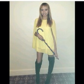 dress,yellow,pastel,flowy,spring,pastel dress,cut sleeves,flowy dress,short dress