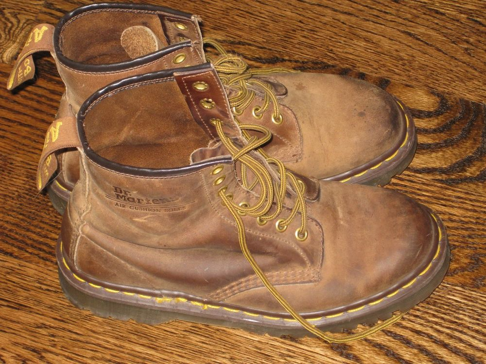 Doc Marten Boots Ladies 8 5 Leather | eBay