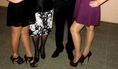 shoes,sandals,platform sandals,high heels,heels,medium heels,black shoes,black heels,straps,slingbacks,strap heels,black straps,strappy black heels