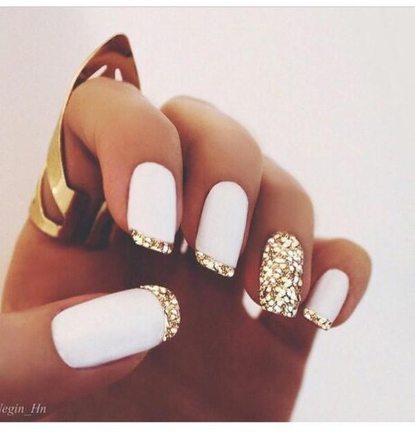 nail polish nails nail art nailstickers nail art gold nails nail polish nail accessories PLL Ice Ball prom beauty