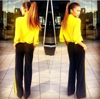 pants zendaya dress
