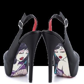 TaylorSays - All Heels - The Heels