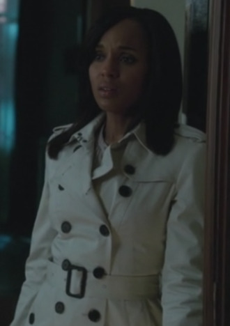 olivia pope trench coat scandal kerry washington