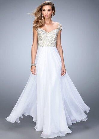 dress long prom dress evening dress