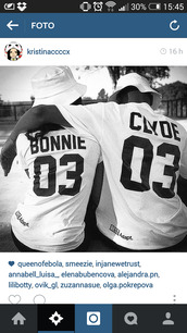 bonnie,clyde,03,Jay Z,shirt,couple,sweet,hot
