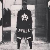 trill,dope,illest,tied flannel,pyrex,black and white,bandana print,crewneck,high socks,jumpsuit,swimwear,sweater,socks,menswear,urban menswear