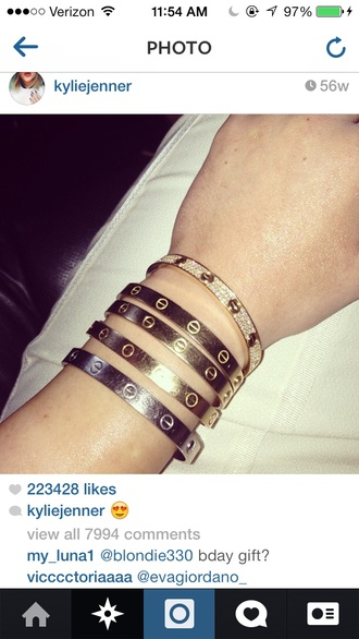 jewels kylie jenner jewelry bracelets