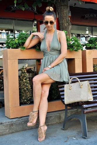 let's talk about fashion ! blogger sundress