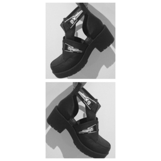 shoes boots black buckles hipster grunge beautiful amazing