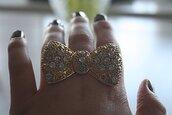 jewels,ring,bow,gold,diamonds