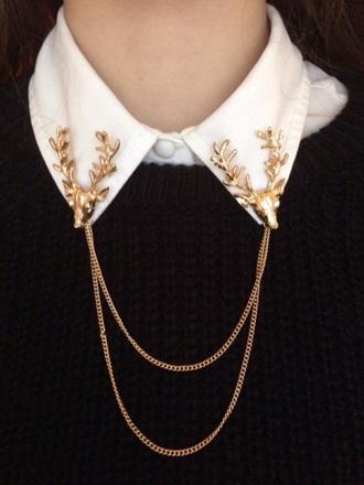 jewels accessories gold sequins