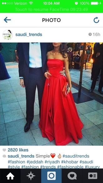 dress ball gown prom dress red prom dress ball gown dress red red dress prom a line prom gowns satin satin dress