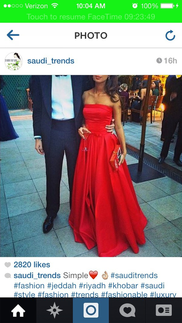 Awesome Rihanna Inspired Prom Dress Composition - Wedding Dress ...