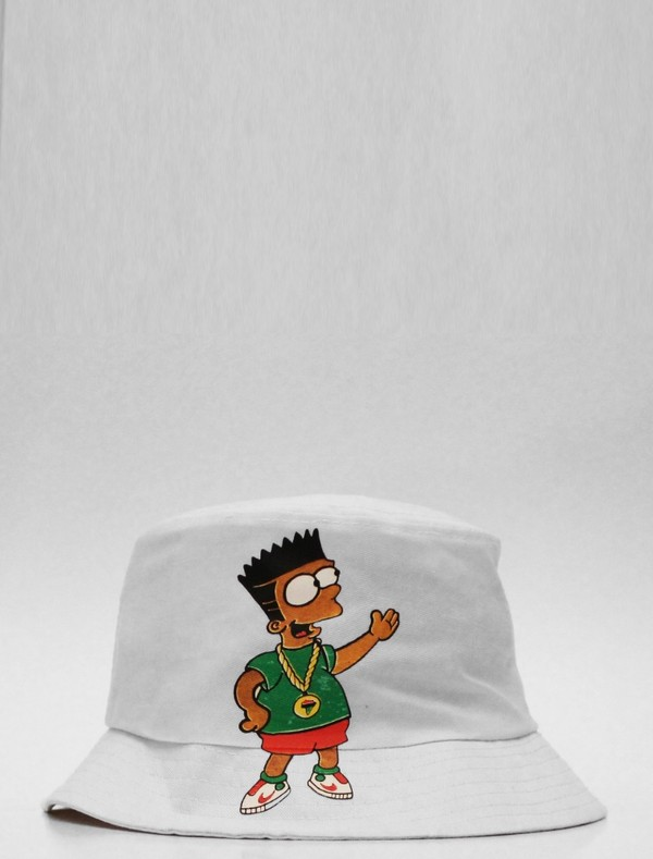 hat very rare dxxp dxpe dope shit dope black bart simpson