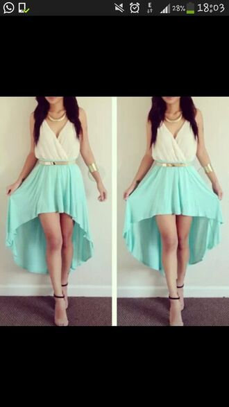 dress beautiful jacket white dress t?rkis wheretoget? iwantit please!!