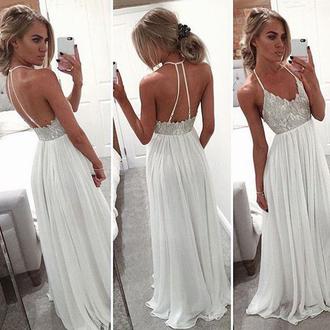 dress dressesofgirl white prom dress prom dress prom gowns long prom dress a line prom dresses v neck prom dresses chiffon prom dress lace prom dress cheap prom dress prom dresses 2017 sexy prom dress