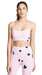 bra,sports bra,rose,underwear