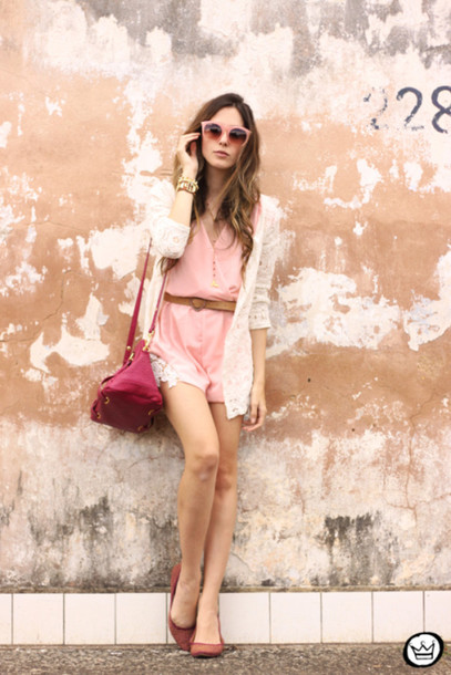 fashion coolture blogger sunglasses bag