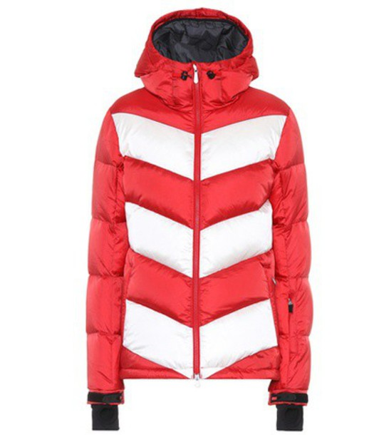 Perfect Moment jacket red