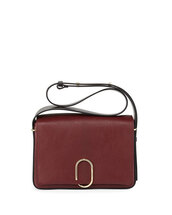 bag,messenger bag,burgundy,burgundy bag,phillip lim,shoulder bag