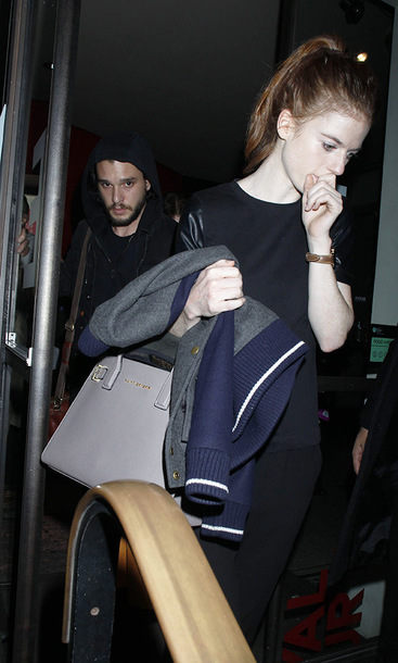bag rose leslie purse celebrity style game of thrones
