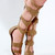 Strappy Gladiator Wedge Sandals | Obsezz