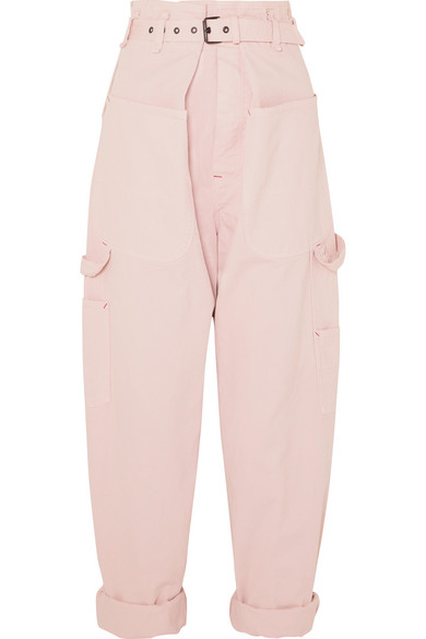 Isabel Marant - Inny cotton tapered pants