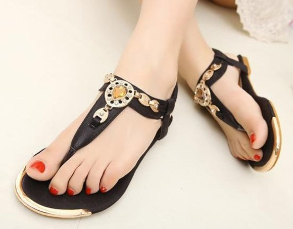 shoes sandal women style summer casual