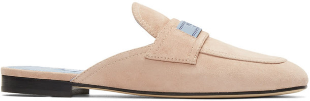 slippers suede pink shoes