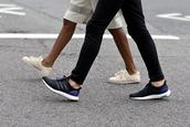 shoes,sneakers,adidas,nyfw,streetstyle,fashion week 2015,sportswear,sporty chic,athleisure,socks