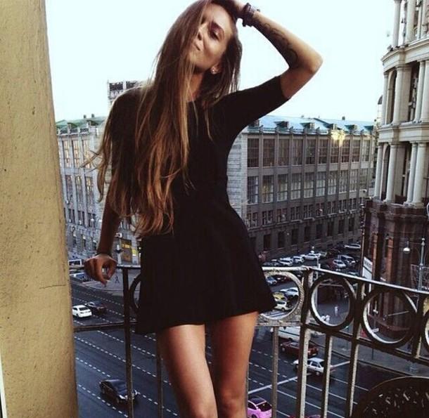 black dress short dress dress black black dress little black dress cute cute dress girly