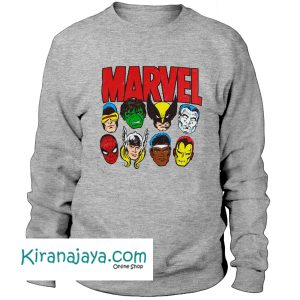 Marvel DC Comic Sweatshirt – Kirana Jaya