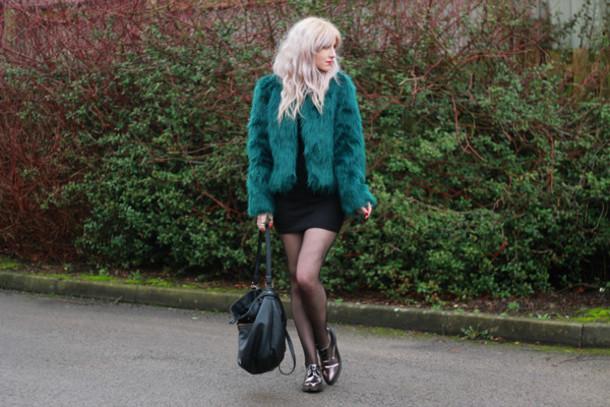 saraluxe coat dress bag jewels