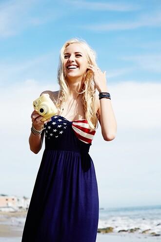 dress american flag dress american flag maxi dress
