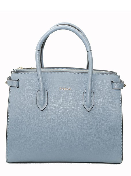 Furla bag light blue light blue