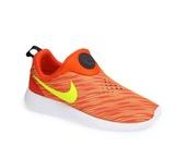 orange,nike,nike running shoes,nike roshe run,shoes