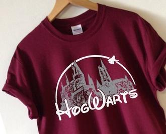 shirt harry potter hogwarts oh wow oh my god