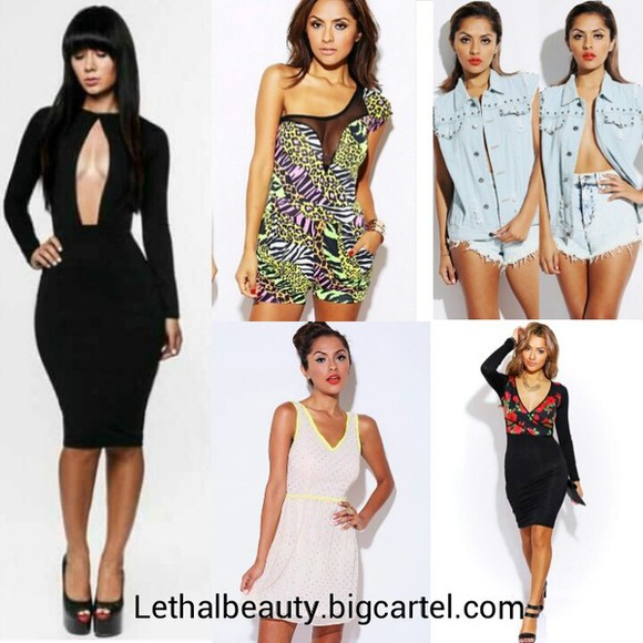 dress sexy dress bodycon animal print long sleeve dress midi dress neon romper bodycon dresses cut out bodycon dress skater dress denim oversized denim vest vest bodysuit