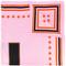 Givenchy - 17 print scarf - women - silk/virgin wool - one size, pink/purple, silk/virgin wool
